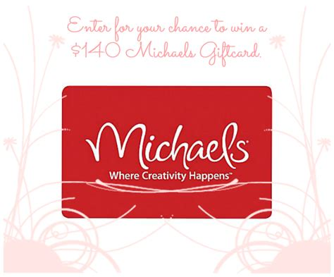 what s in my archives page 2 of 4 little miss celebration - Michaels Giveaway