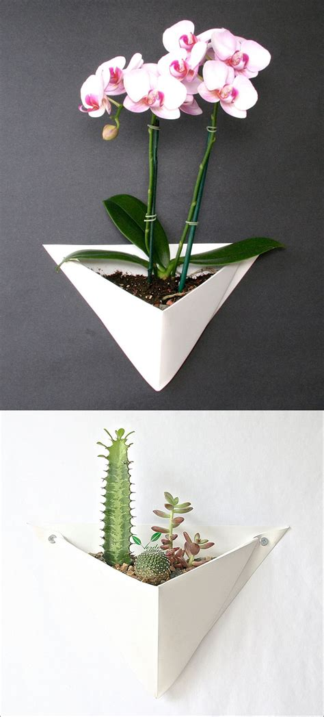 planters that hang on the wall 53 indoor garden idea hang your plants from the ceiling