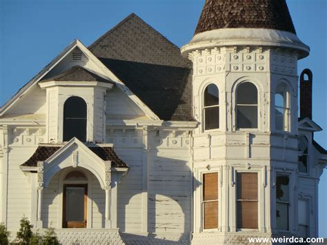 Haunted Houses In California by Coffee Rice House California