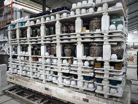 Pot Vas Bunga Handmade 05 pengembangan pabrik keramik paolo probolinggo keramik88