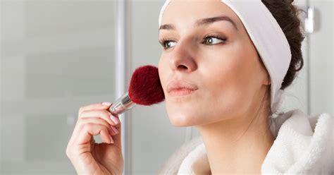Bedak Make Up cara memakai bedak yang benar agar tahan lama sepanjang hari kawaii japan