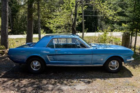 Mustang Auto 1966 by 1966 Ford Mustang Saratoga Auto Auction
