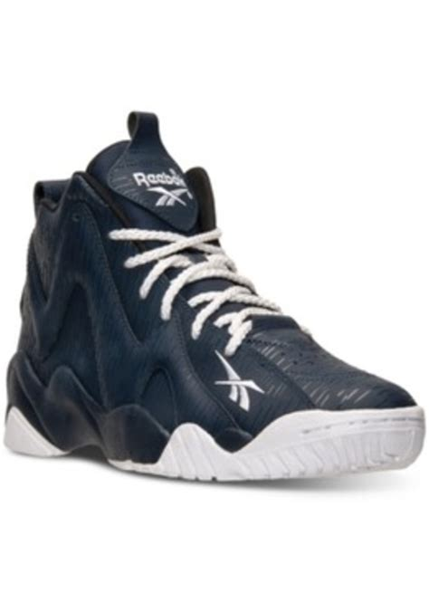 kamikaze basketball shoes reebok reebok s kamikaze ii mid basketball sneakers