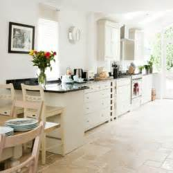 This kitchen extension allows room for a spacious kitchen diner the
