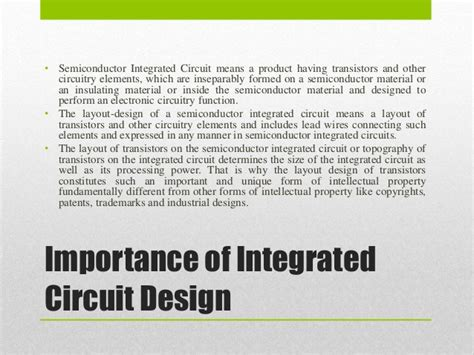 semiconductor integrated circuits layout design act 2000 intellecutual property rights in india