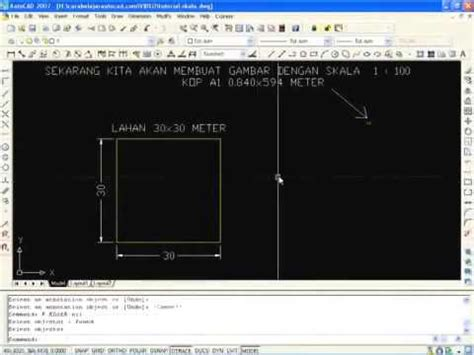 autocad 2007 tutorial hrvatski autocad 2007 tutorial making a scale youtube