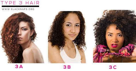 type three hairstyles pictures hair type scale images