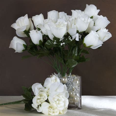 84 silk buds roses wedding flowers bouquets wholesale supply for centerpieces ebay