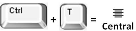 ctrl t m 201 todos abreviados teclado en word mundoword