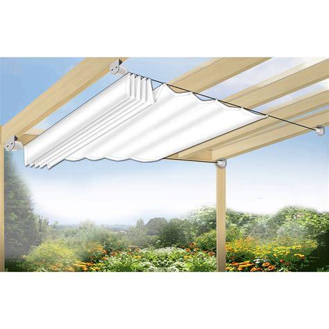 Sonnensegel Terrasse Wasserdicht 40 by Floracord Seilspanntechnik Bausatz Inkl Sonnensegel 330