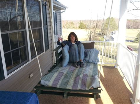 pallet porch swing instructions diy pallet swing plans chair bed bench wooden pallet