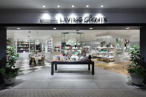 remix design group home store afternoon tea living remix store by headstarts tokyo