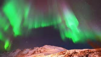 best times to see the northern lights off the map travel