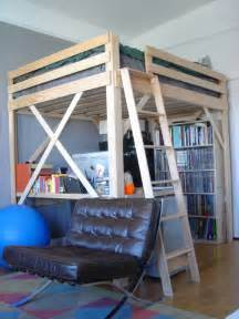 Size Bunk Bed Frame by Stronger And Larger The Designs Of Size Bunk Beds