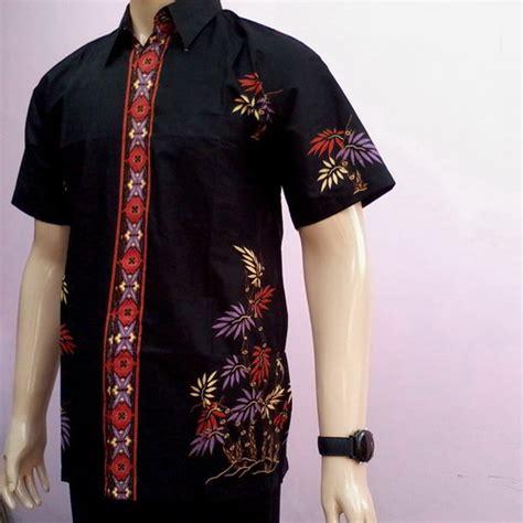 desain batik cowok model baju batik pria desain terbaru dan bagus resep