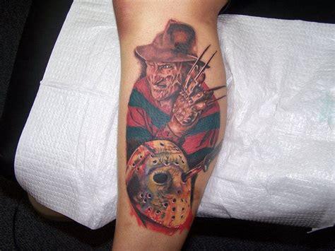 tattoo nightmares healed 17 best images about freddie vs jason tattoos on pinterest