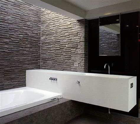 bathroom wall texture ideas beautiful textured stone wall in a bathroom designed by