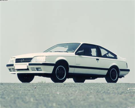 Opel Monza by Opel Monza цена технические характеристики фото отзывы
