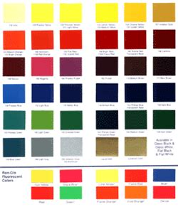 ronan paints sign paint fluorescent paints clear coatings decorative paints japan color graphic