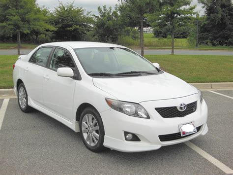 2010 Toyota Corolla Engine Type Toyota Corolla S Dude Sell My Car