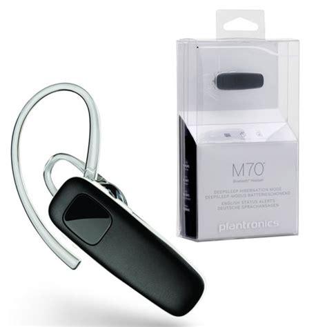 Plantronics Bluetooth Headset M70 new plantronics m70 wireless bluetooth headset smartphones 200739 05 ebay