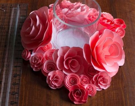 centerpieces craft 25 best ideas about paper flower centerpieces on