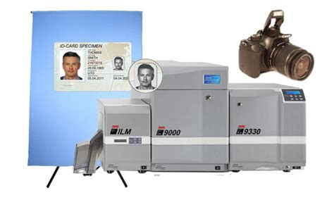 Id Card Laser by Id Card Printers Systems Plastic Card Solutions