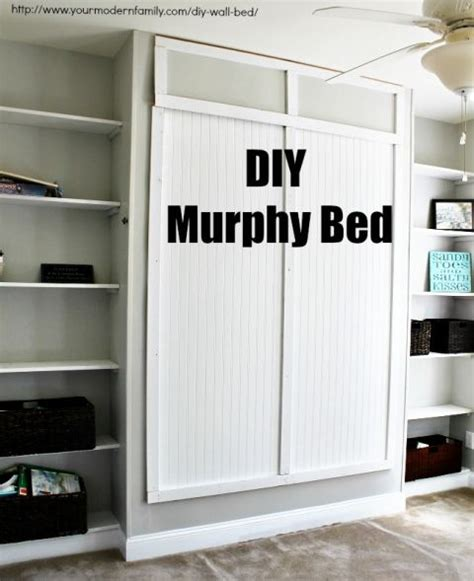 wall bed frame best 25 murphy beds ideas on
