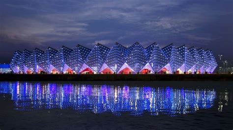 The Lighting Palace 42nd Chess Olympiad Opens In Baku Chess24 Com