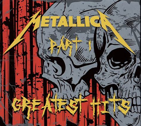 metallica the best metallica greatest hits part i cd compilation
