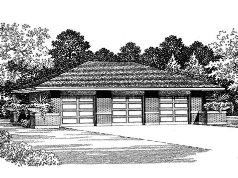 Hip Roof Garage Plans by Garage Plans Hip Roof