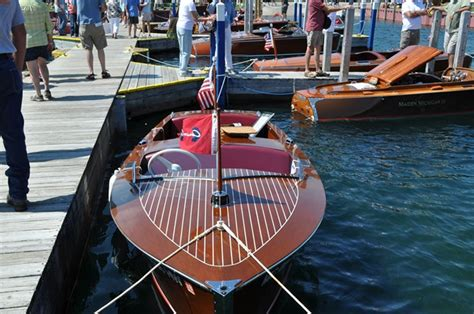 wooden boat show 2017 michigan things to do in michigan eastern u p edition the twin
