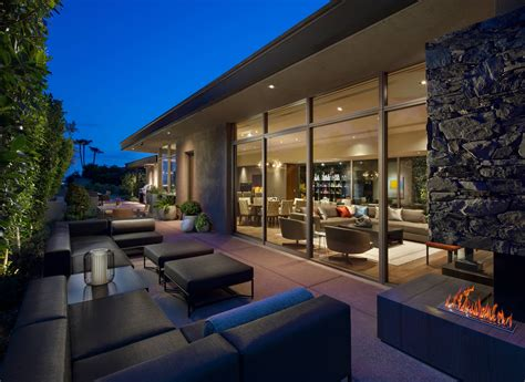 Patio Moderne by 18 Spectacular Modern Patio Designs To Enjoy The Outdoors