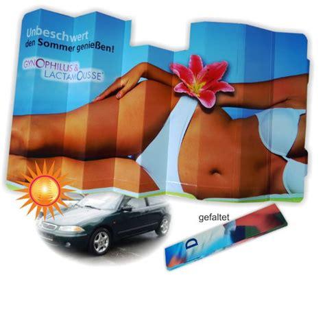 Sonnenschutz Auto Pappe by Sonnenblenden F 252 R Autos Creativ Display Producing
