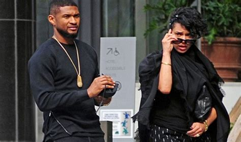 Congrats To Usher Hes Engaged by Usher Secretly Weds Longtime Grace Miguel