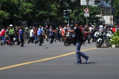 detiknews bom di thamrin biang bom thamrin isis dibenci di indonesia