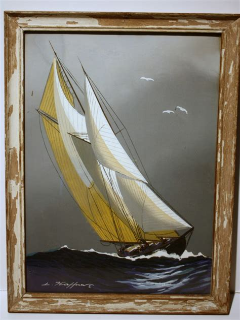nautical painting antique nautical paintings antique scientific and