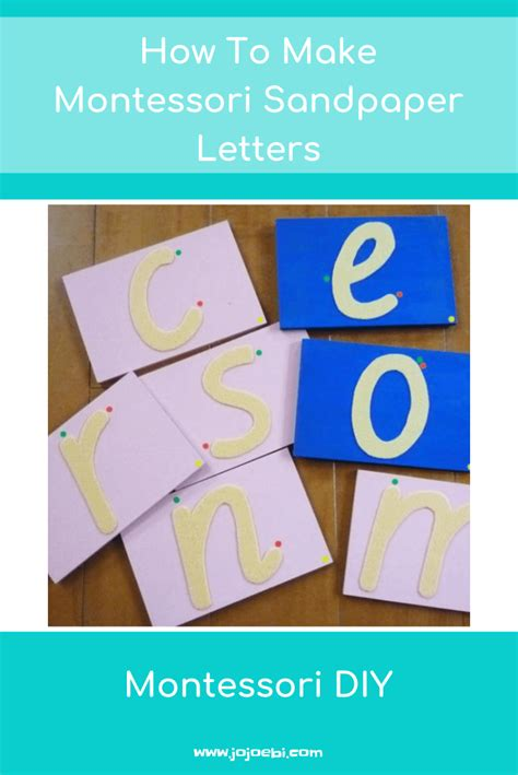 thank you letter to montessori how to make montessori sandpaper letters 187 jojoebi