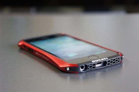 Casing Cover Iphone 6 6s Draco Ventare Ducati Aluminum Bumper Hardcase draco ventari ducati for iphone 5 review