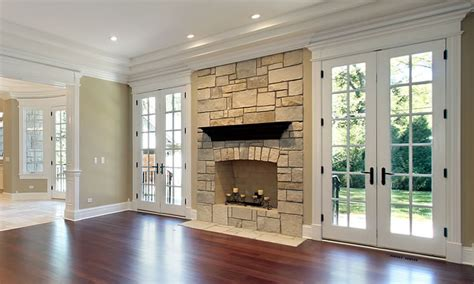 new construction fireplace provided by new fireplace installs bay area west