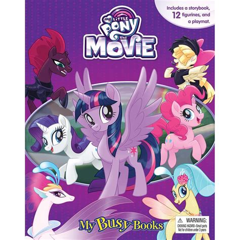My Busy Book 2 my pony my busy book books activity book