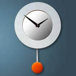 Wall Clock Modern by Selecting The Right Modern Wall Clocks For Decorating Your