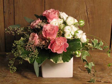 unique flower arrangements pink 26 brown flower arrangements decosee com
