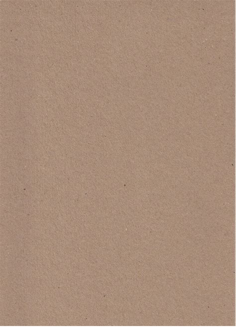 Crafted Paper - brown paper recycled kraft a4 100gsm x 100 sheets