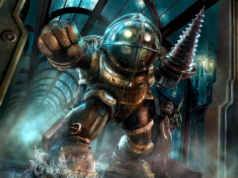 Home Design Story Gems by This Bioshock Big Daddy Action Figure Is Battle Ready