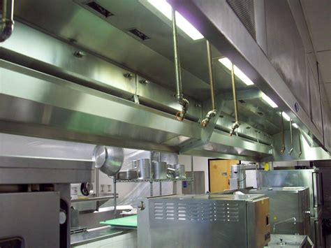 Commercial Kitchen Exhaust Hood Design by About Us