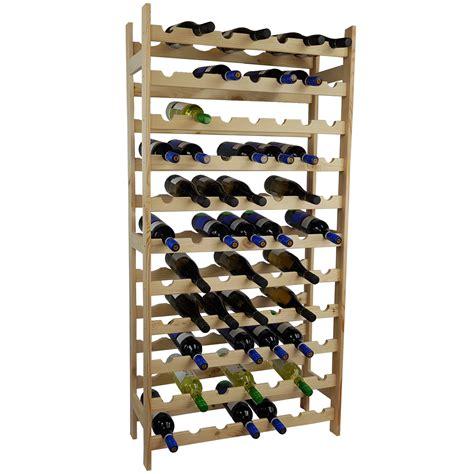 Scaffale Per Bottiglie Di by Portabottiglie Bacco Basic Scaffale Porta Bottiglie