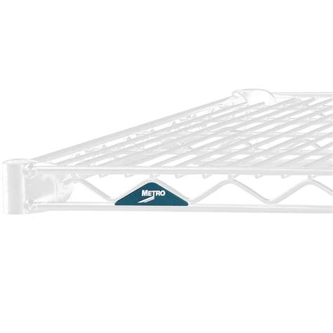 metro 1860nw erecta white wire shelf 18 quot x 60 quot