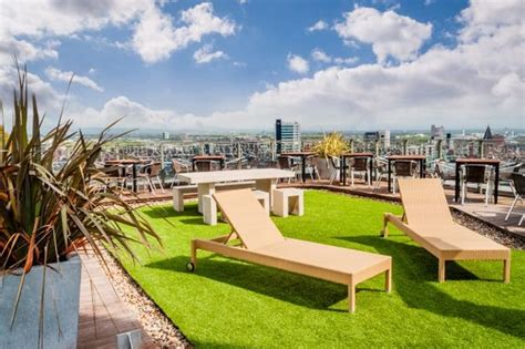 top bars in manchester manchester s best rooftop bars and venues with a view manchester evening news