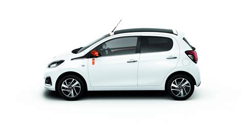 peugeot open top peugeot releases 108 roland garros special edition